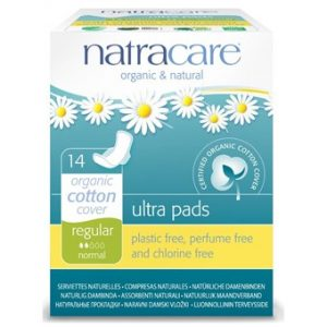 Ultra Pads Regular with Wings - 14 Pads