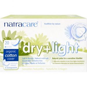 Dry & Light Incontinence Pads - 20 Pads