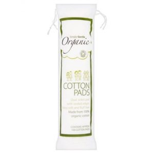 Cosmetic Cotton Pads - 100 Pads