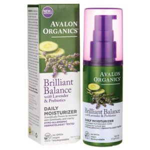 Brilliant Balance Daily Moisturiser with Lavender & Probiotics - 50g