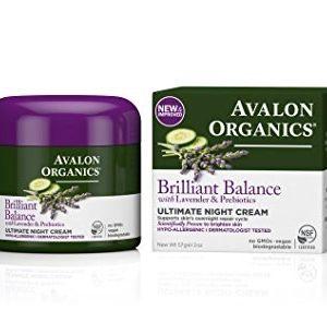 Brilliant Balance Ultimate Night Cream with Lavender & Probiotics - 50g