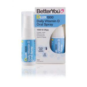 DLux1000 Oral Vitamin D3 Spray - 15ml