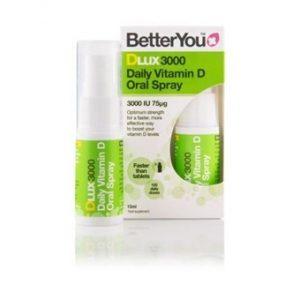 DLux3000 Oral Vitamin D3 Spray - 15ml