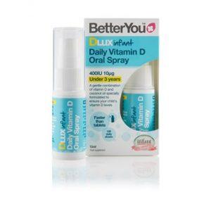 DLuxInfant Vitamin D Oral Spray - 15ml