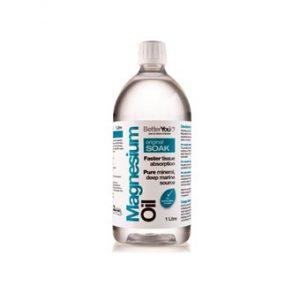 Magnesium Oil Soak - 1000ml