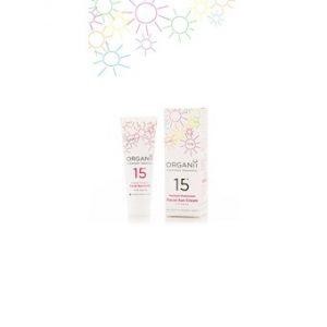 Anti-Ageing Facial Sun Cream SPF15 - 50ml