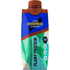 Plant Protein Ready to Drink Shake- Chocolate - 330ml