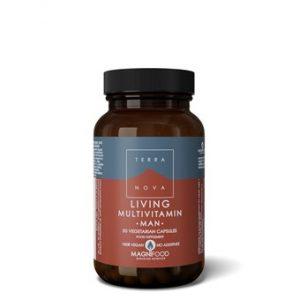 Living Multivitamin Man - 50caps