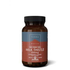 Milk Thistle 500mg - 50caps