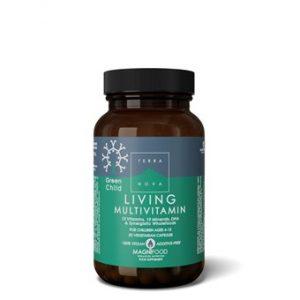 Green Child Living Multivitamin - 100caps