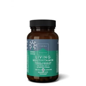 Green Child Living Multivitamin - 50caps