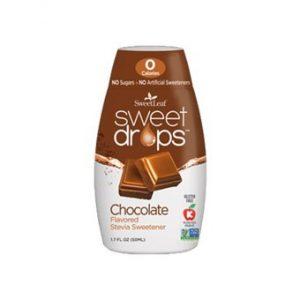 Sweet Drops Liquid Stevia Chocolate - 50ml