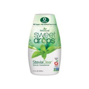 Sweet Drops Liquid Stevia Clear - 50ml