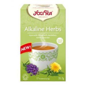 Alkaline Herbs  - 17 Teabags