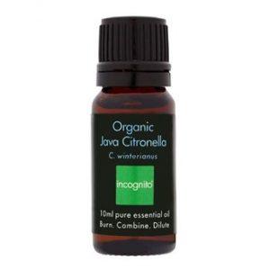 Organic Java Citronella Oil - 10ml