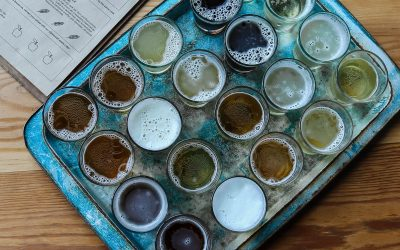 Exploring the Umami Potential in Beverages