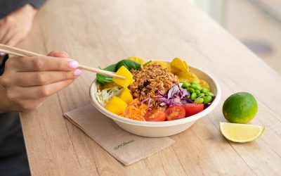 New Sustainably Produced Plant-based Meat & Superfoods